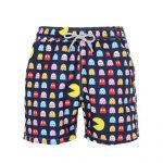 Mc2 Saint Barth - Pacman Swim Shorts