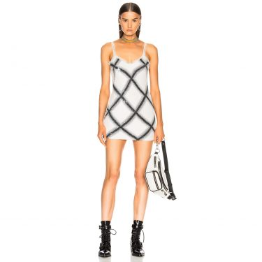 Ashish - Check Slip Dress