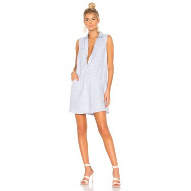BCBGeneration - Sleeveless Pocket Dress