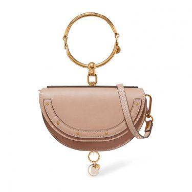 Chloe - Nile Bracelet Mini Shoulder Bag
