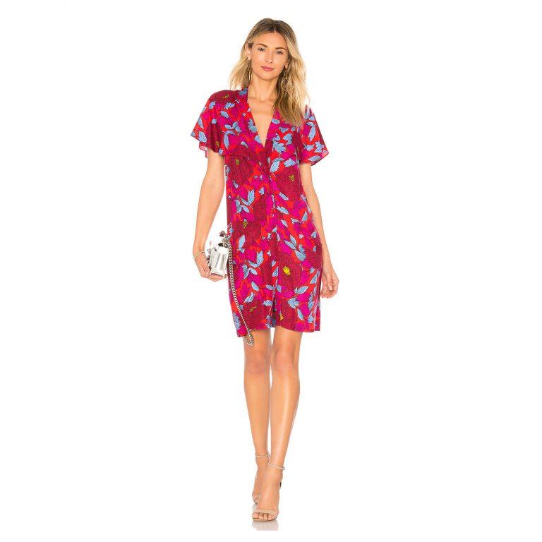 Diane von Furstenberg - Open Back Dress