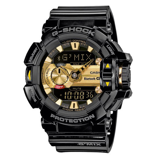 G-Shock - GBA-400-1A9ER Bluetooth