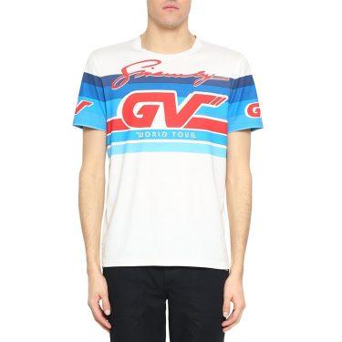 Givenchy - Gv World Tour Cotton T-shirt