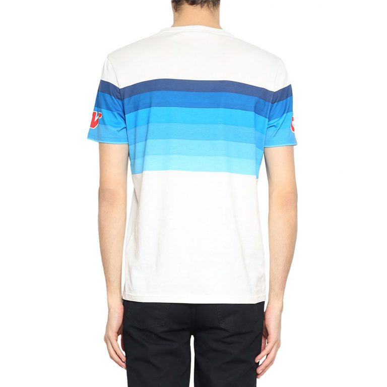 Givenchy - Gv World Tour Cotton T-shirt