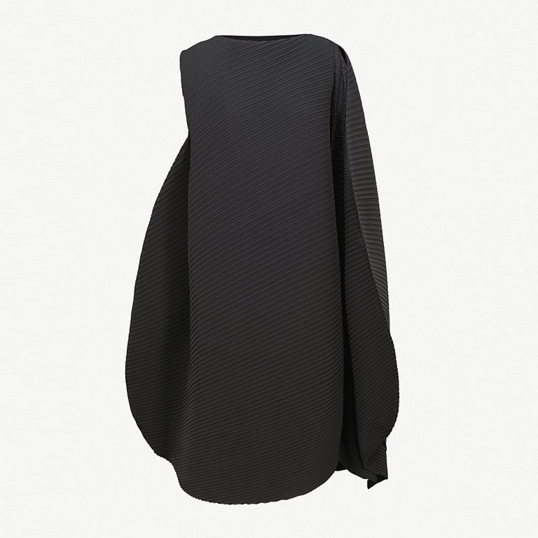 Issey Miyake - Sun pleated dress
