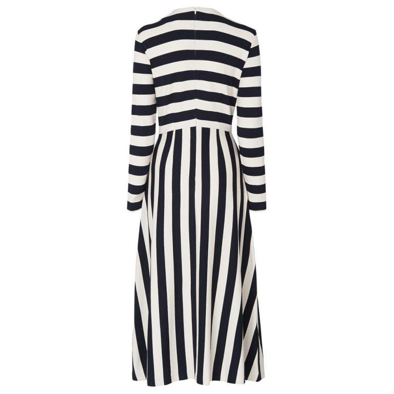 L.K.Bennett - Maria Bold Stripe Dress