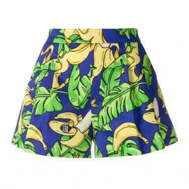 Love Moschino - Tropical Print Shorts