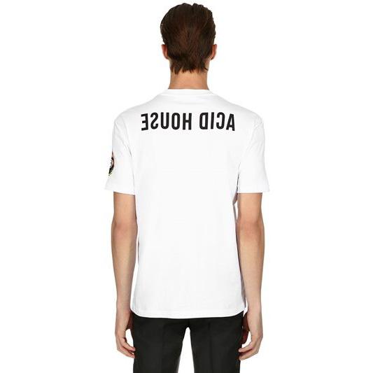 MCQ Alexander McQueen - Acid Bunny Printed T-Shirt