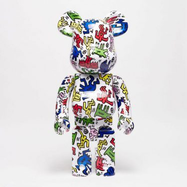 Medicom - Bearbrick 1000% Keith Haring