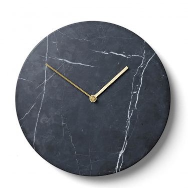 Menu - Marble Wall Clock