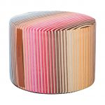 Missoni Home - Jacaranda Cylindrical Pouf
