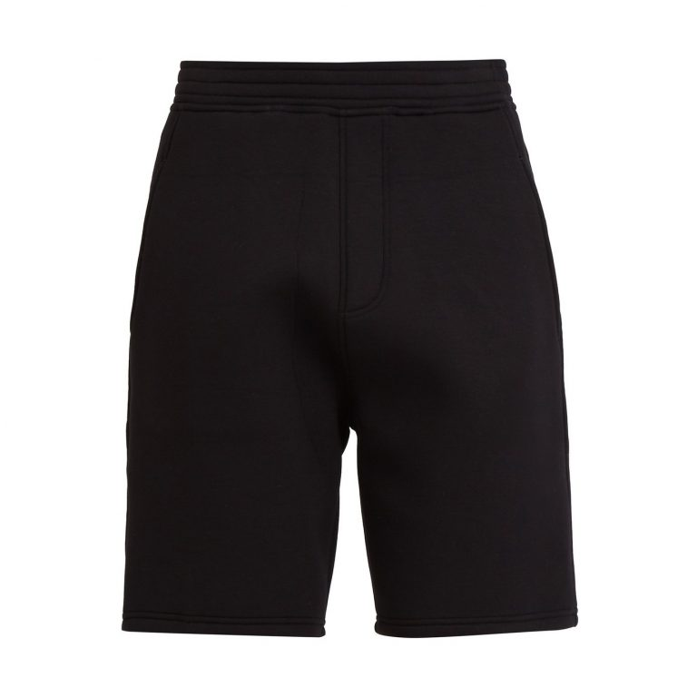 Neil Barrett - Tape-Print Neoprene Shorts