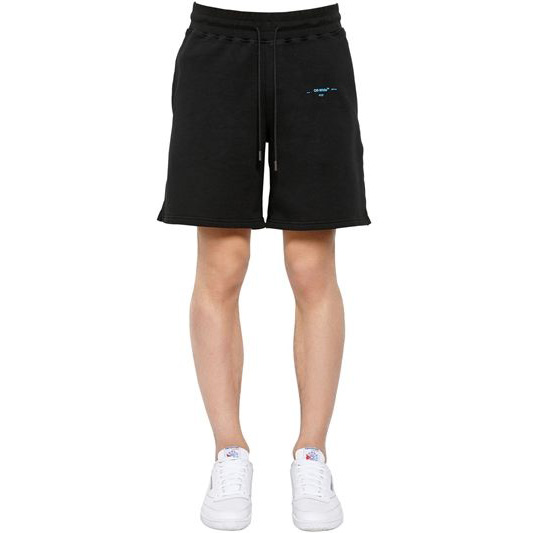 Off-White - Gradient Arrows Sweat Shorts