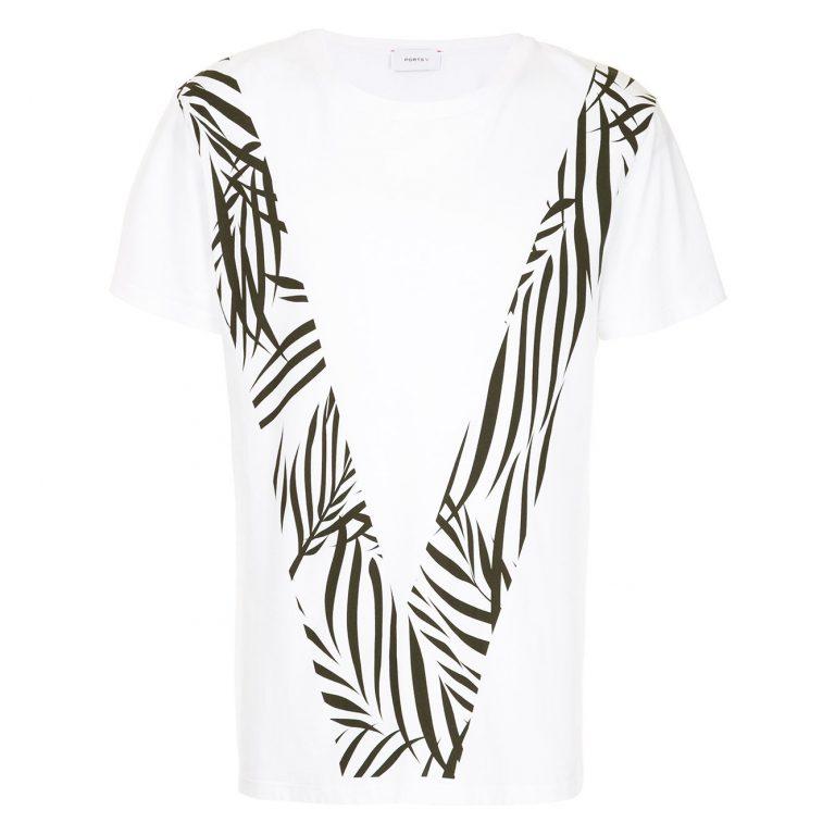 Ports V - Palm Print T-shirt