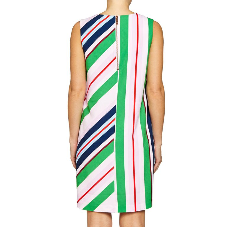 Ted Baker - Creative Stripe Tunic Dress
