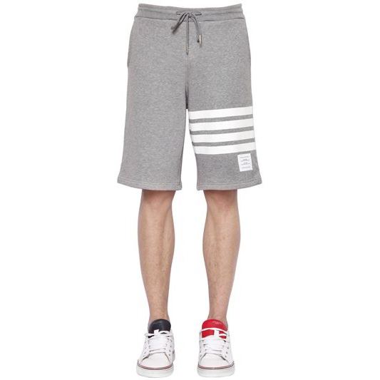 Thom Browne - Cotton Jersey Shorts
