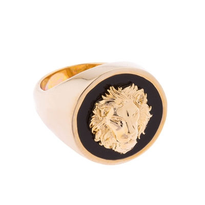 Versus - Lion Head Ring