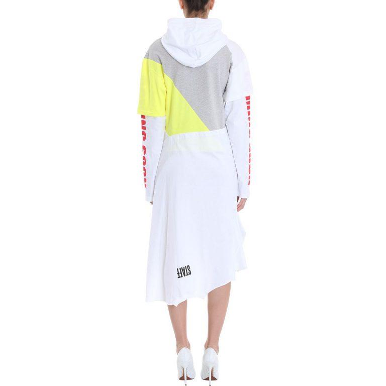 Vetements - Cotton Hooded Dress