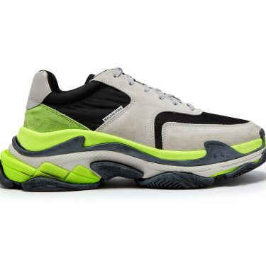 Balenciaga - Triple S low-top trainers