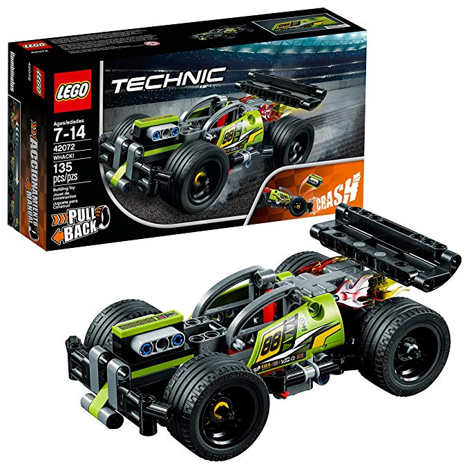 LEGO Technic WHACK! 42072 Building Kit